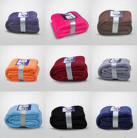 bedsheet fabrics - Super soft solid color Throw Blanket For Bed Polyester Coral Fleece Blankets Bedsheet for Adults