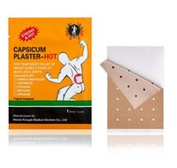 arthritis pain patch - Hot pieces Medical Arthritis Pain Plaster Upper Back Muscle Pain Relief Patch cm Capsicum Plaster Health Care