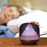 atomizer humidifier - Ultrasonic Mini Humidifier Portable Aromatherapy Essential Oil Aroma Diffuser Electric Led Air Purifier Atomizer Mist Maker For Home Office