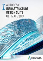 autodesk design - Autodesk Infrastructure Design Suite Ultimate English