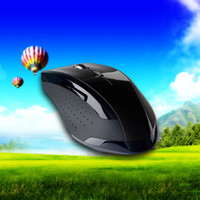 Wholesale Hot Sale Ghz Keys Mini Optical Wireless Gaming Mouse With Bluetooth Receiver For Laptop Desktop PC