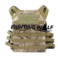 Wholesale Tactical Military Aisoft Combat Paintball D JPC Outdoor Lightweight Vest Simplified BANSHEE CAMO Durable Wearable Soft Vest
