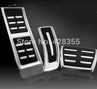 Wholesale DSG Sport Fuel Brake Footrest Pedal AT For Audi A4L A6L A7 A8 S4 RS4 A5 S5 RS5 T Q5 SQ5 R auto accessories