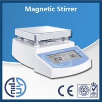 Wholesale High quality MS300 digital laboratory Hot Plate Magnetic Stirrer price cheap L heating temperature up to C