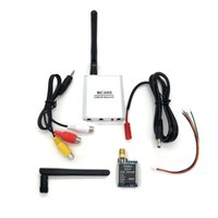 audio video transmitter receiver system - Car Video Backview Aerial System G mW CH FPV Audio Video Transmitter Receiver TS5823 RC305 for DJI Phantom Quadcopter