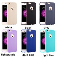 apples candy - Ultra Thin Pierced Braid Mesh TPU Heat Dissipation Candy Cover Case For Iphone s s plus
