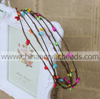 berry types - factory berry beaded hair wreath Decorative Flowers Wreaths Type Flower Strings Garlands