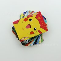 Wholesale Trading Cards pocket Monsters pikachu Figure Board Cards Newest Style Pocket Monster cartoon animation poker card Toys Gifts LK PK4306