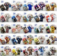 Wholesale Playing Poker Cards Games Cartoon LOL Naruto Conan Playing Poker Cards Set Toys Styles In Stock