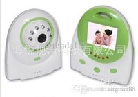 Wholesale 2 G Baby monitor inch TFT LCD wireless baby monitors with infrared Intercom