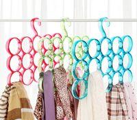 Wholesale 2016 new Manufacturers new multi functional scarf tie belt belt racks scarf storage racks display shelves