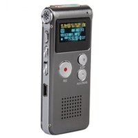 Wholesale 8GB Digital Voice Recorder Dictaphone MP3 Player USB WAV
