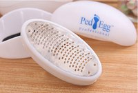 ped egg - Home Use Pedicure Ped Pod Egg File Foot Feet Smooth Care Dry Hard Skin Remover