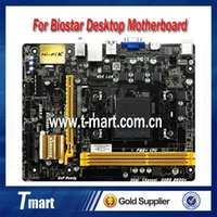 amd biostar - 100 working desktop motherboard for BIOSTAR Hi Fi K1 A AMD DDR3 system mainboard with cheap shipping Z