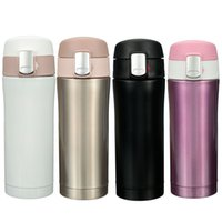 Wholesale Hot Sale ml Travel Mug Office Tea Coffee Water Cup Bottle Stainless Steel Insulation Cup Keep Hot And Cooling Color