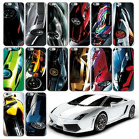automobile designs - Hard PC Automobile Phone Case Cover For iPhone s Car Patterns Design Mobile Phone Bag