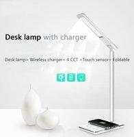 Wholesale Modem white Table Lamps Desk Light Read Night Light Super Light Living Room Bedroom Table Lamp