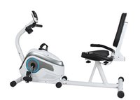 Wholesale burning calories gym indoor exercise magnetic bike with seat easy handling