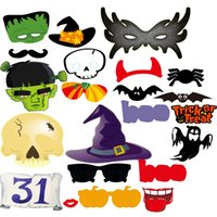 beard pictures - The whole network exclusive new Halloween Easter funny horror pictures creative paper beard props