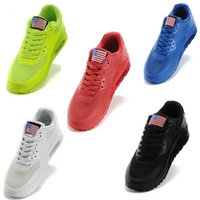 air p - Unisex Men Women USA max P American FLAG running shoes Independence Day With Air cushion HYPs QS Trainers Zapatos