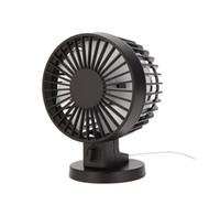 abs usb cooling - Portable Ultra quiet Mini USB Desk Fan Creative Home Office ABS Electric Fans Mute Desktop Fan With Double Side Fan Blades