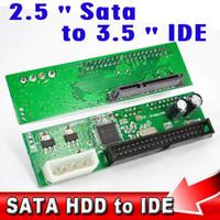 ata driver - T Sata inch to quot IDE pin HDD Hard Disk Driver Adapter Converter Sata Adaptor for ATA HDD DVD CD
