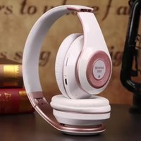 best hands free cell phone - Bluetooth Headphone Wireless Headband Earphone Hands Free Music Headset With MF TF Mobile Phone Best Quality Noise Cancelling Headphones