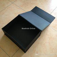 Wholesale Cinta Aislante Big Size Paper Gift Boxes for Cc Handbags Packaging with Magnet Caixa De Joias Caskets Organizador Maquiagem for Women Bags