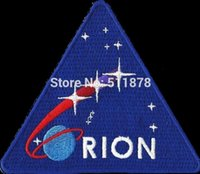 ab programs - 4 quot NASA SPACE ORION PROGRAM CREW EXPLORATION VEHICLE ORIGINAL AB Emblem Halloween Costume Embroidered iron on patch TRANSFER