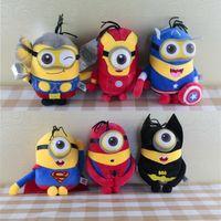 Precio de Superhéroes juguetes de peluche-The Avengers 2 Minijuegos de peluche 9