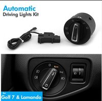 Wholesale Volkswagen golf new Octavia new passat Automatic headlight switch Part number GG D