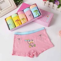Wholesale Baby underwear cartoon pants of the girls