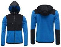 Wholesale The Brand Men Denali Fleece Windproof Thermal Jacket Male North Plolartec Winter Coats Outdoor Sports Face Hoodie Jackets
