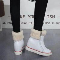 Femmes Bottes courtes bottes de neige Automne Hiver Femmes Chaussures Chaudes Chaussures Chaussures Chaussures Chaussures Chaussures Chaussures Chaussures Chaussures Chaussures Chaussures