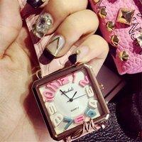 assorted watch batteries - Original Mashali Summer Women Fashion Hours Colour Digital Square Dial Wrist Watch for Women Quartz Watches Assorted Colors