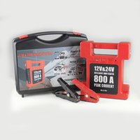Wholesale UPS V V car booster pack jump starters for tone trucks with high quality