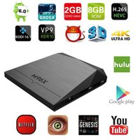 4k ultra hd tv - M96X Android Smart TV Box G G S905X Bit Quad Core Kodi Wireless Wifi K Ultra HD Stream Media Player Set Top Box