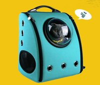 airplane cat carriers - Pet Backpack Carrier Dog Shoulder Bag Cat Puppy Mobile Bed Airplane Carrier Car Seat Travel Tote Cage Space Capsule