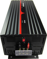 Wholesale New coming Solar power inverter DC12V V V AC100 V V pure sine wave inverters W