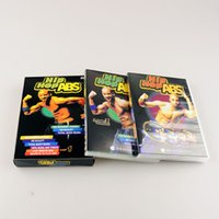 abs fitness dvd - Hot sell ABS Level DVD SET Cards SEALED Workout Fitness shape with all Guidance nutrition manual