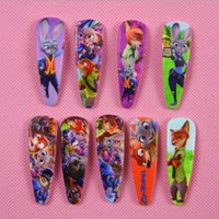 hair clip for kids - hot Zootopia Barrettes BB Hair clips Zootopia hair accessories for girls Children s Hair Accessories kids hairpins