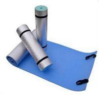 Wholesale Outdoor camping mat air mattress picnic blanket picnic mat pads Aluminum Foil mat Camping Dampproof beach mat cm