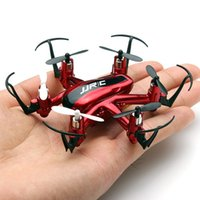Wholesale JJRC H20 Nano Hexacopter G CH Axis Headless Mode RTF RC Drone One key return Professional Remote Control Devices