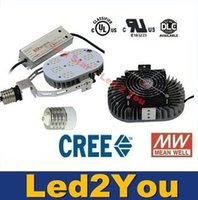 Wholesale UL DLC LED Shoebox Retrofit Kit W W W W K Medium Mogul E27 E40 AC V LM W