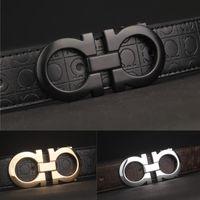 Wholesale 2016 designer business belts men high quality mens belts luxury Big buckle ferragi amo men designer leather belt men woman Belt