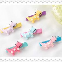 Wholesale Fashion Hair Things Girls Hair Slides Baby Hair Accessories Korean Flower Barrettes Childrens Accessories Girl Hair Clips Ciao C23912