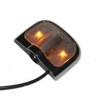 aveo lights - 2 X TH GEN car door Shadow laser projector logo LED light for Chevrolet Chevy Aveo Captiva Cruze Celta Colorado