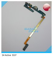 active dock - For Samsung Galaxy S4 Active I537 USB Charger Charging Port Dock Flex Cable