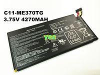 Wholesale New Genu Original Battery C11 ME370TG for Google ASUS Nexus series tablet V mAh WH