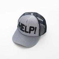 baby trucker hats - Children Peaked Sun Cap Baby Mesh Trucker Snapback Hats Kid Boy and Girl Letter Baseball Caps